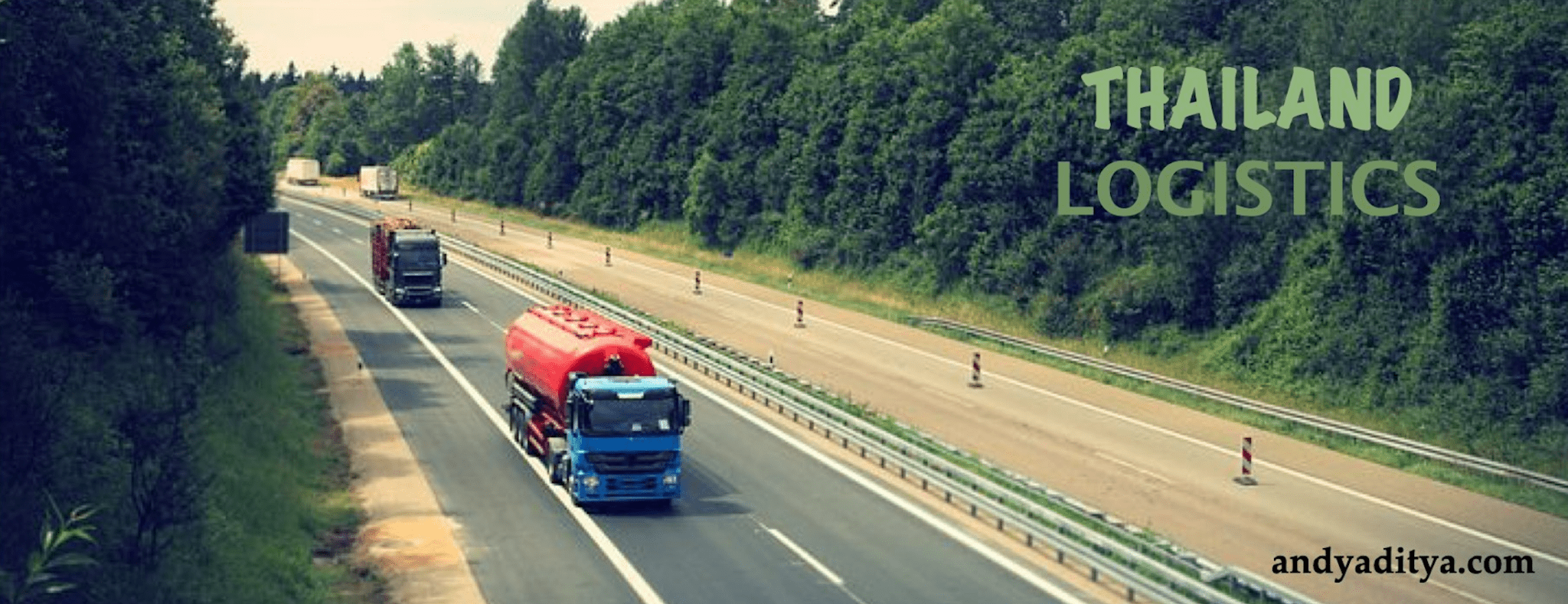 Scope For Start-Up In Logistics Sectors In Thailand