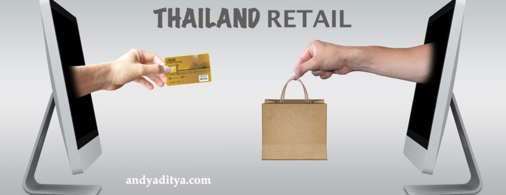 A Complete Report on the Retail Industry Sector of Thailand